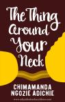 'Algo alrededor de tu cuello' de Chimamanda Ngozi Adichie